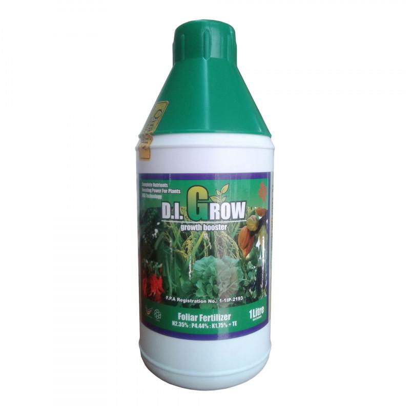 D.I. GROW GREEN - Growth booster 1 Litre