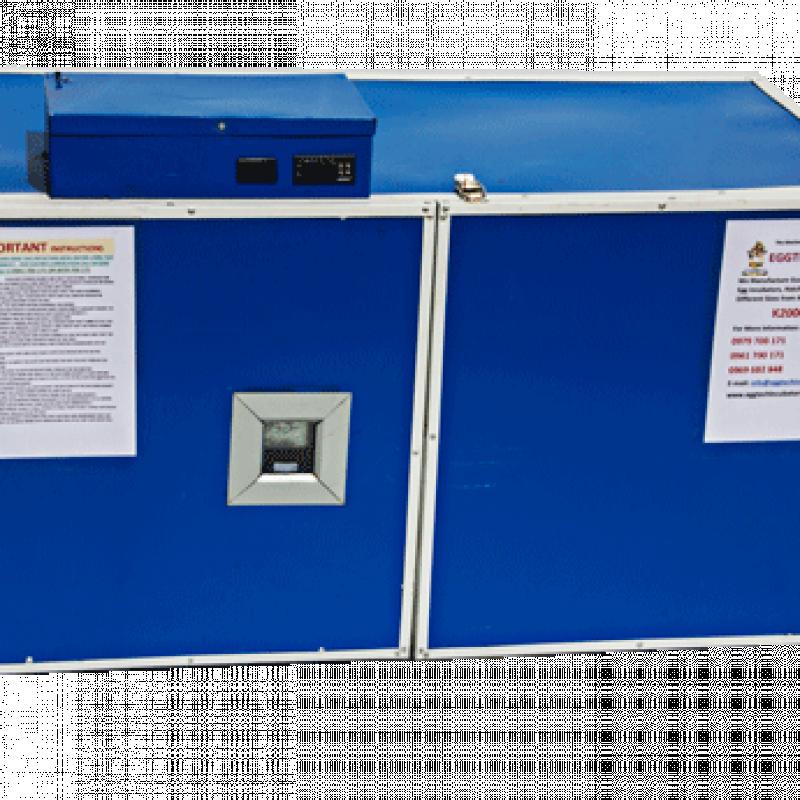 Automatic Incubator Size 3 -  264 Eggs Capacity