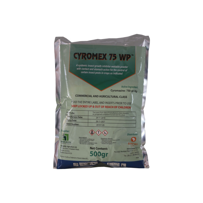 Cyromex (Insecticide) - 500g