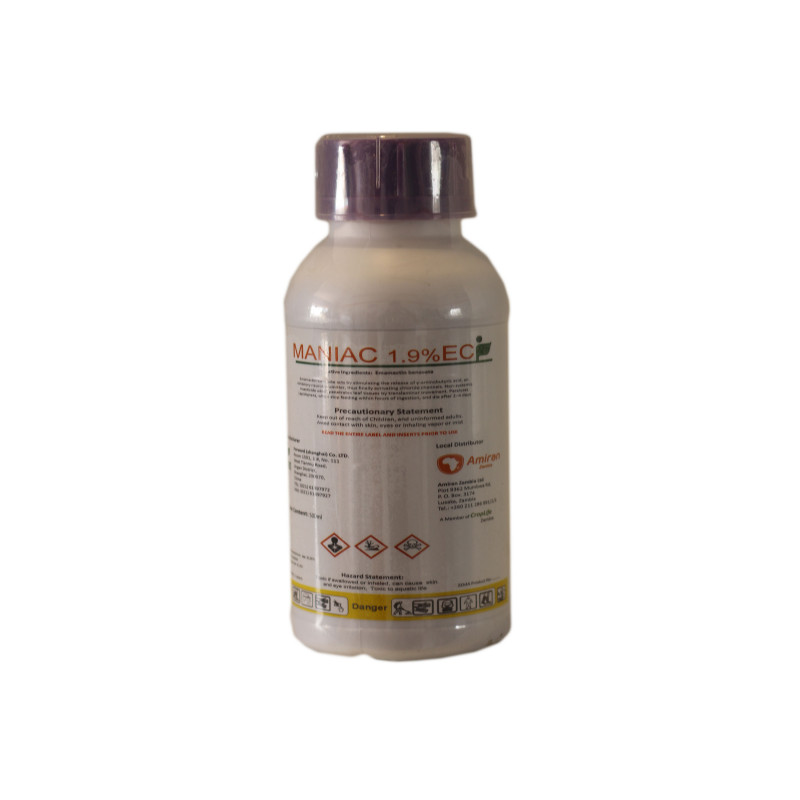 Maniac Emamectin Benz (Insecticide) - 500ml