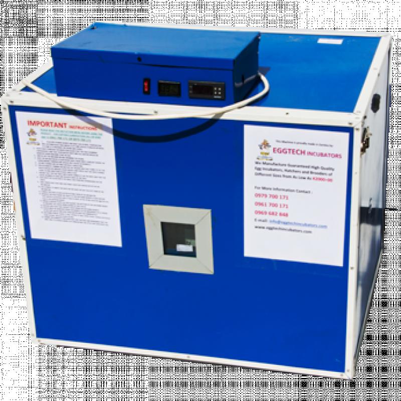 Automatic Incubator Size 1 - 88 Eggs Capacity