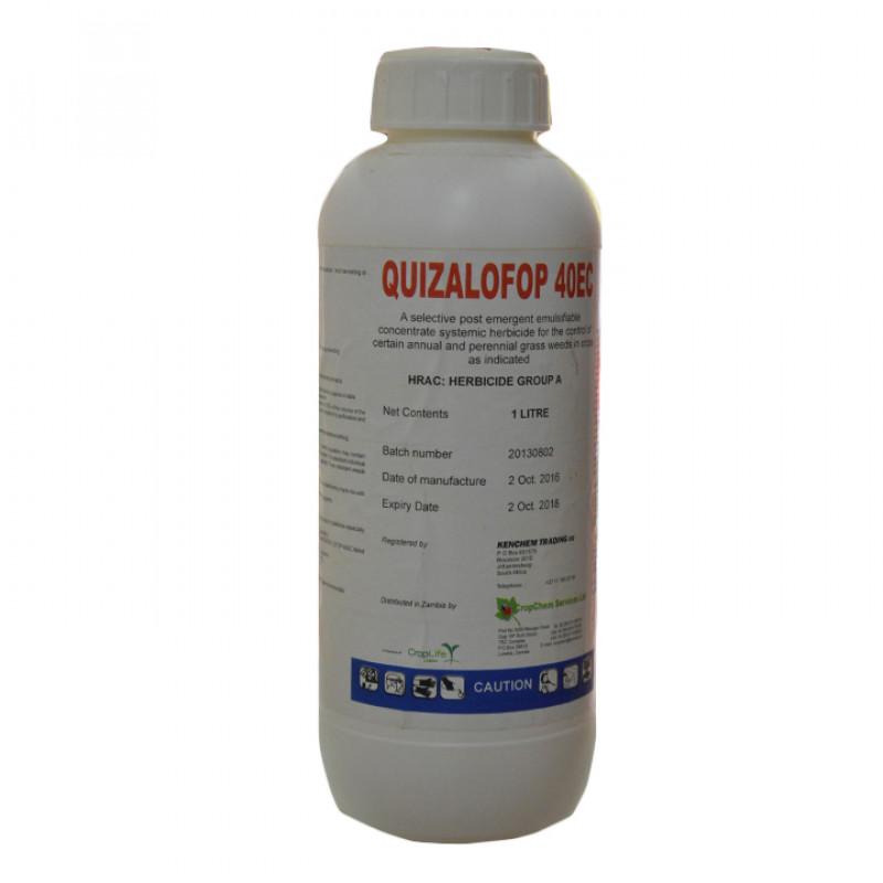 Quizalofop 40 EC Herbicide - 1 Litre