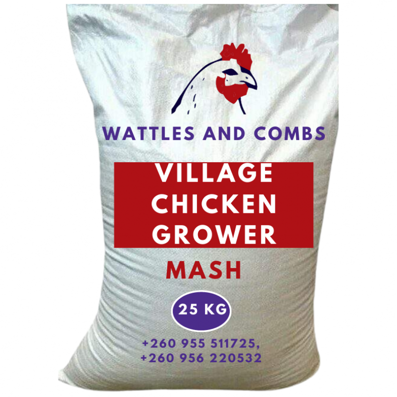 Wattles and Combs Village Chicken Feed